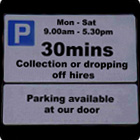 Plasma screen hire edinburgh easy parking